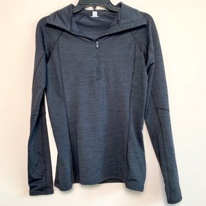 Under Armour Dark Gray Quarter Zip Pullover